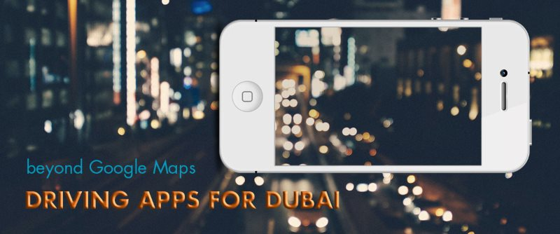 Driving Apps for Dubai