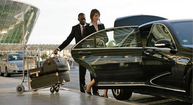 chauffeur service dubai airport