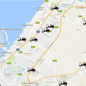 TowMyDrive: An easy fix for Car Breakdowns in Dubai