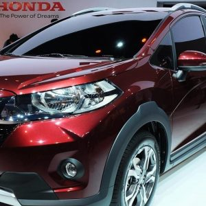 Honda Dubai WR-V: What to expect