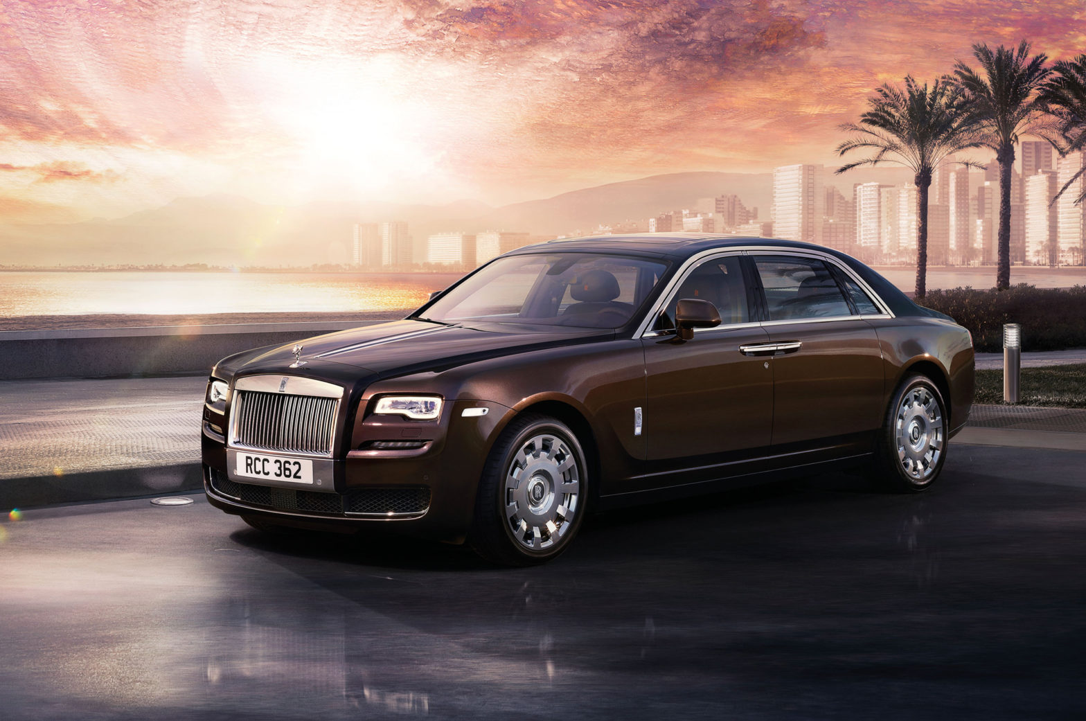 rolls royce car rental dubai
