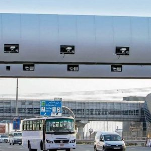 New Salik (toll) gate announced near Ibn Battuta Mall, SZR