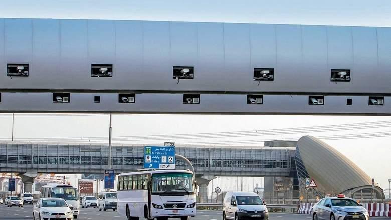 New Salik (toll) gate announced near Ibn Battuta Mall, SZR