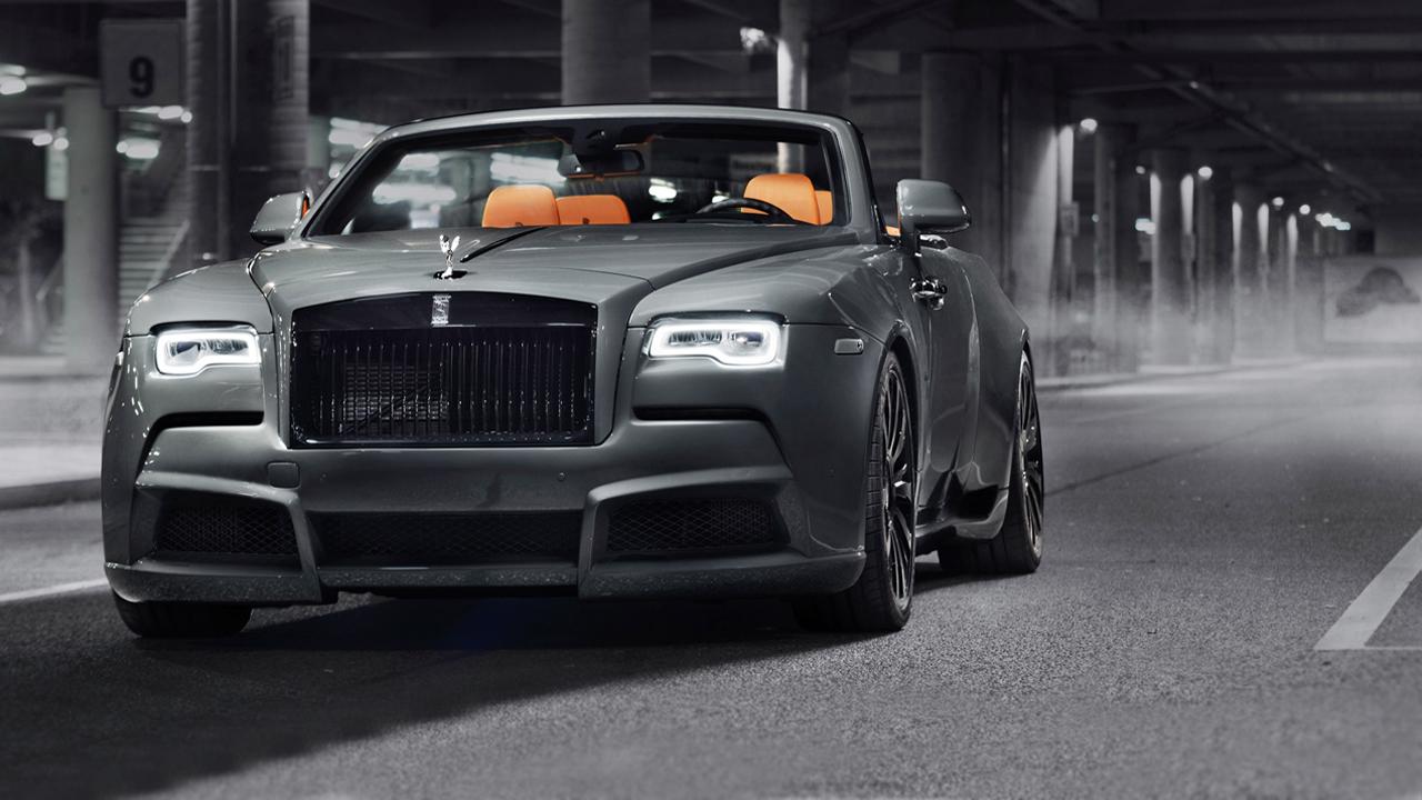 Rolls Royce Dawn - Generic