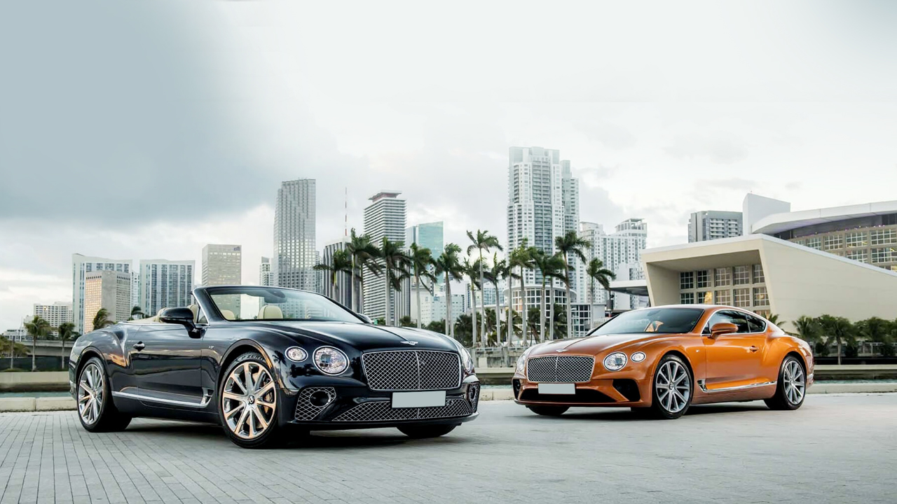 Bentley GT & GTC - Generic