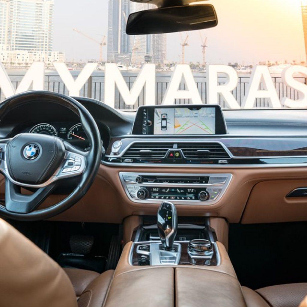 BMW 7-series - Business Bay, Dubai
