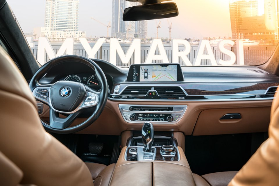 BMW 7-series - Business Bay, Dubai
