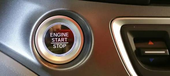 Push button start your engine