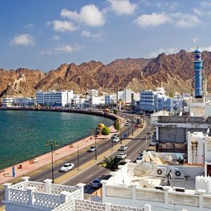 Drive around the capital of Oman hassle-free and unworried