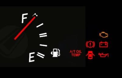 Fuel tank full