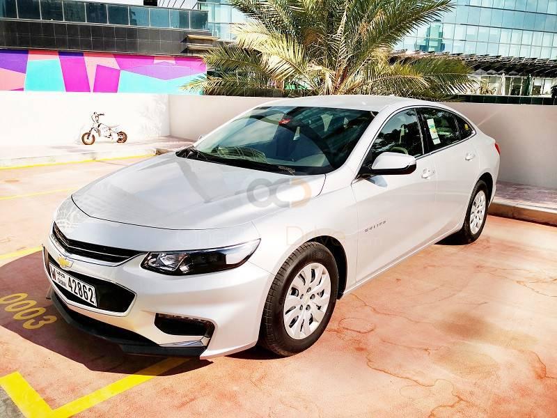 Chevrolet Malibu for hire in JLT Dubai