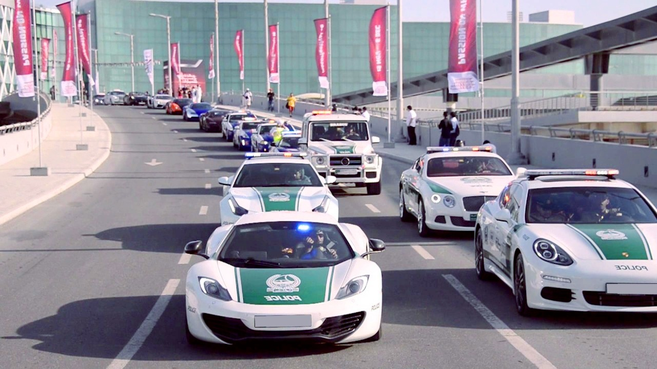The History behind the UAE's Love for Cars