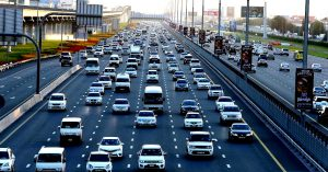 Follow Lane Discipline to avoid Dubai Traffic Fines