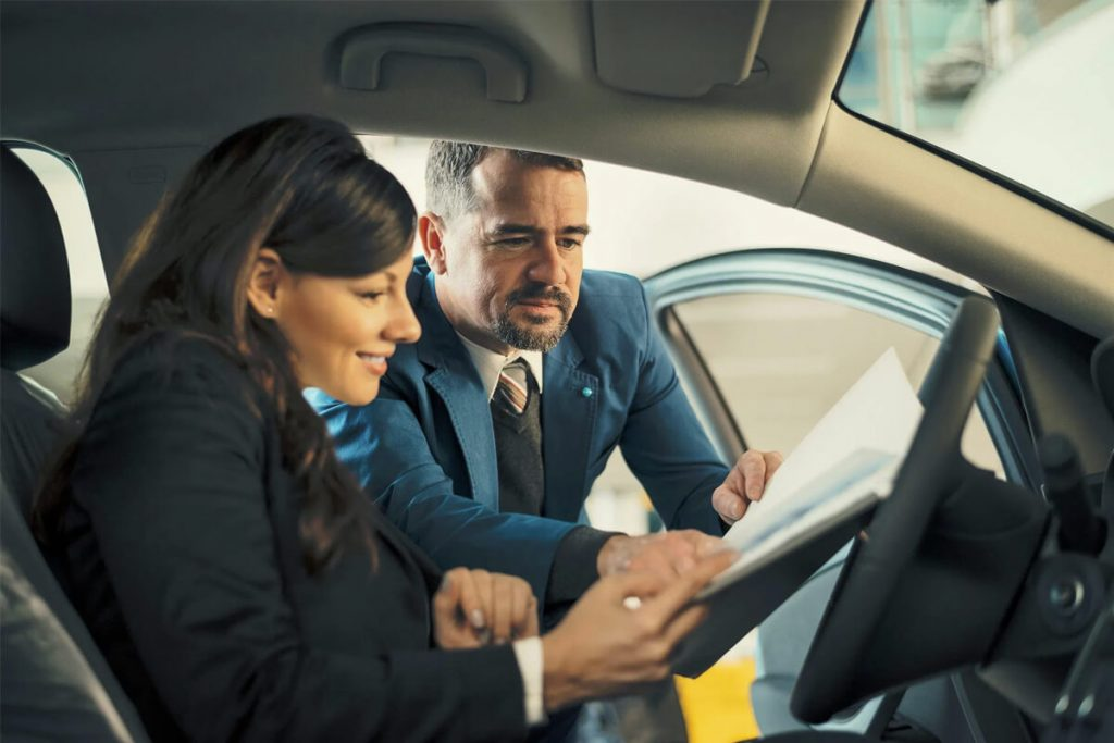 Befriend your car rental agent before renting a car