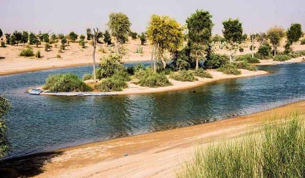 Al-Qudra-Lakes