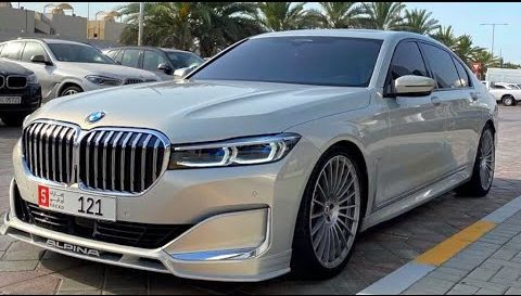 BMW 730-li 2021