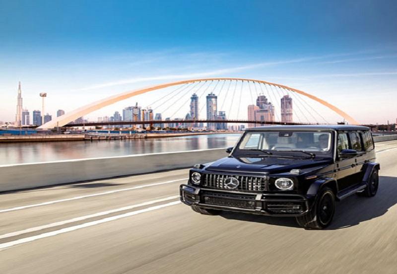 9 most luxurious cars in Dubai