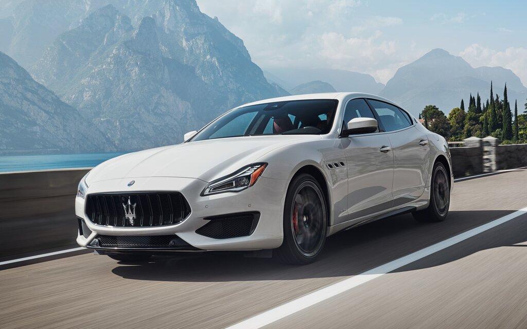 Maserati Quattroporte S 2019