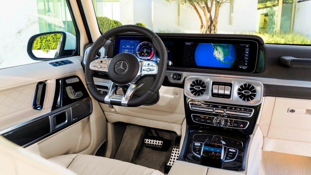 Mercedes Benz G63 AMG 2019