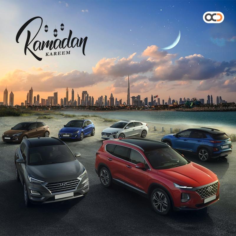 Best Deals on Ramadan Car Rental Offers in Dubai 2021
