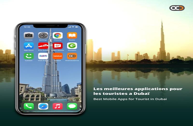 Les 7 meilleures applications indispensables pour les touristes à Dubaï